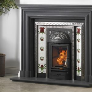 Tiled Fire Place Leeds