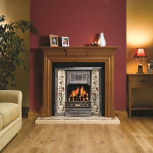 Tiled Fire Place Supplier Leeds