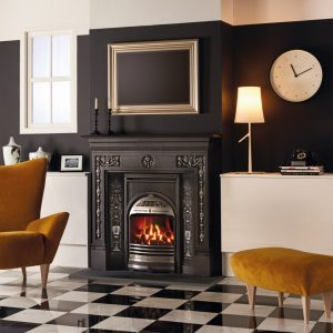 Tiled Fire Places in Leeds