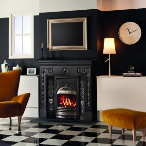 Victorian Fire Places in Leeds